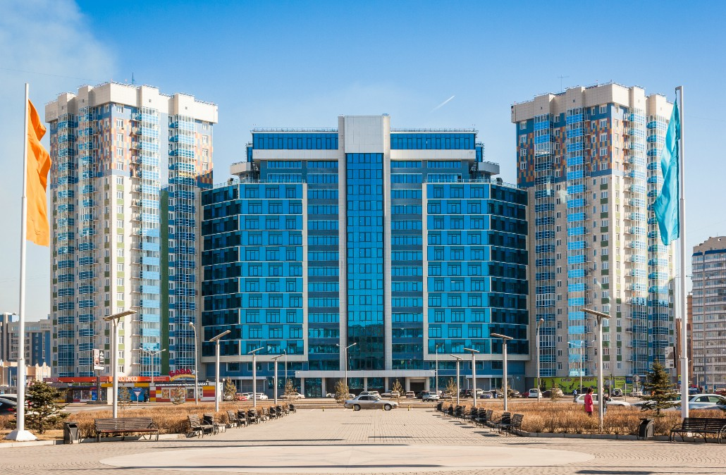 Коммерческая недвижимость красноярск от застройщика аренда офиса Москва офисные центры